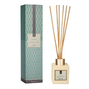 Difusor com varetas - Bamboo - 100ml - Via Aroma