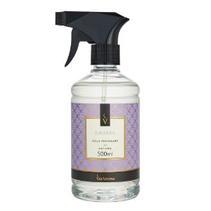 Água Perfumada - Lavanda - 500ml - Via Aroma