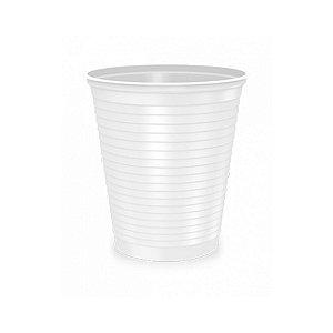 Copo Plástico - 180ml - 100 unidades - Branco -  Top Form