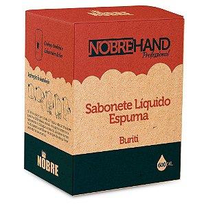 Sabonete Espuma - Buriti - Refil Bag 600ml - Nobre Hand