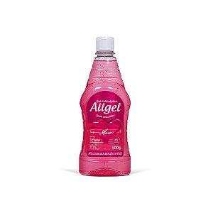 Álcool Gel 70% - 500g - Aroma Amor - Allgel
