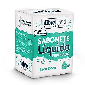 Sabonete Líquido - Refil Bag 800ml - Erva Doce - Nobre