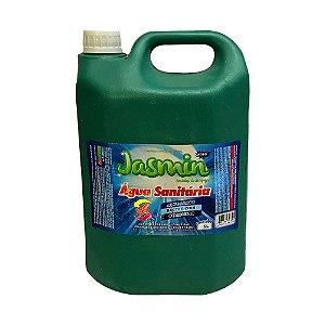 Água sanitária 5L (cloro ativo 2,0% a 2,5%) JASMIN