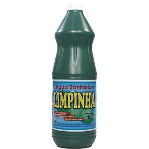 Água sanitária 1L - Limpinha