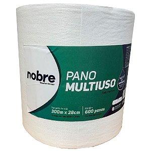 Pano Multiuso Alta Performance - 600 panos - Nobre