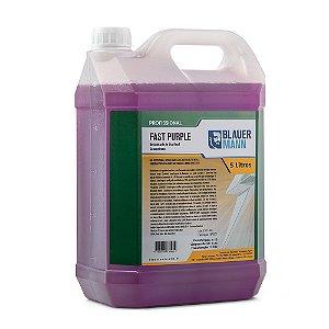Desinfetante 5 litros (concent. até 1:10 / bactericida)  Fast Purple