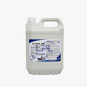 Álcool em gel 70% 5L - LPL