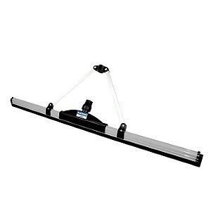 Rodo Duplo Alumínio 100cm - sem cabo com conj. estab. - MULTIRODO NOBRE