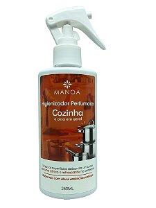 Higienizador perfumado 250ml Cozinha ADHETECH - Manoa