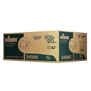 Papel Toalha Bobina - FIT -  0,20x200m - Nobre