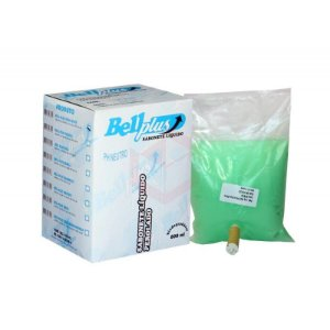 Sabonete líquido erva doce 800ml - refil bag - BELL PLUS