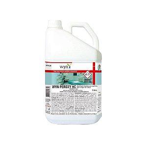 Desinfetante 5L hospitalar - WYN PEROXY HC