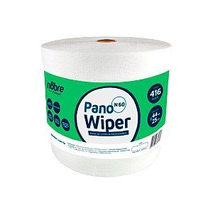 Pano Wiper - Limpeza Profissional - N60 - 416 panos -  Nobre