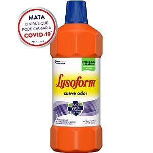 Desinfetante 1L - Suave - Lysoform