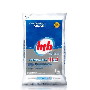 Cloro - 10 em 1 - 1Kg - Hth