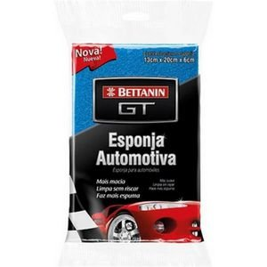 Esponja lava car média GT - Bettanin