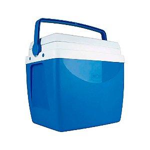 Caixa Térmica - 26L - Azul - Mor