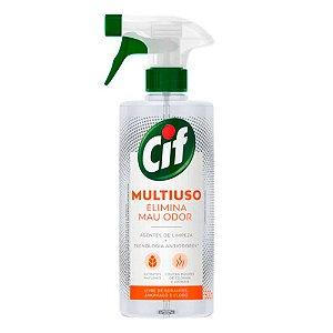Eliminador de Odores - com Pulverizador - 500ml - Cif