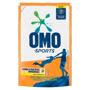 Sabão Líquido - Sports - Refil 900ml - Omo
