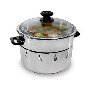 Timer de Cozinha - Formato Panela
