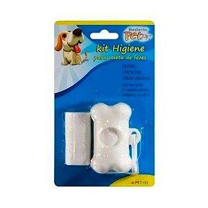 Kit Higiene para Pets - Acessório Lixo P/ Animais