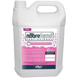Sabonete Líquido Perolado - 5L - Baby - Nobre