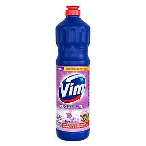 Desinfetante Cloro Gel - Lavanda - 700ml - Vim