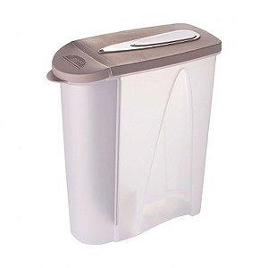 Porta Sabão em Pó - 1kg - Plasútil