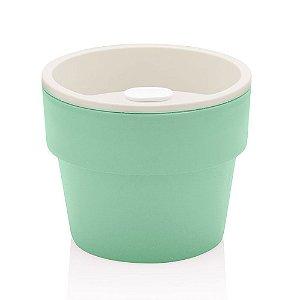 Vaso Autoirrigável - P - Verde - OU
