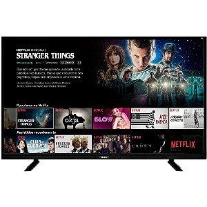 "Smart TV LED 40"" Philco PTV40E21DSWN FULL HD com Conversor Digital 2 HDMI 2 USB Wi-Fi Netflix"