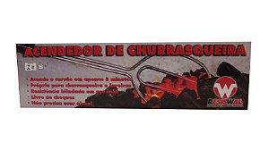 Acendedor de Churrasqueira Resiswal 220 V, 800 W