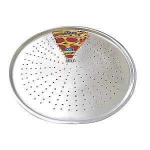 Assadeira para Pizza Aerada em Aluminio Ramos 35 Cm