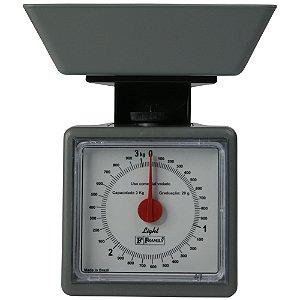 Balanca de Cozinha Light 3kg Framily 3 Kg