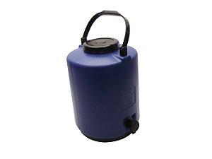 Botijao Termico Maxitermico Termolar Azul  09 Lt