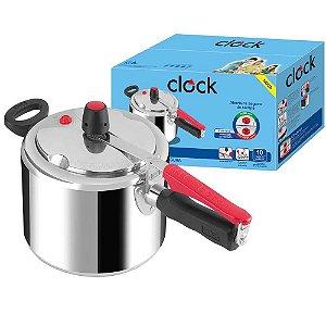 Panela de Pressao Polida Original Clock 07 Lt
