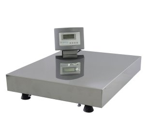 Balanca de Plataforma Sem Coluna Led e Bateria W300 Welmy 60x50 Cm 300 Kg