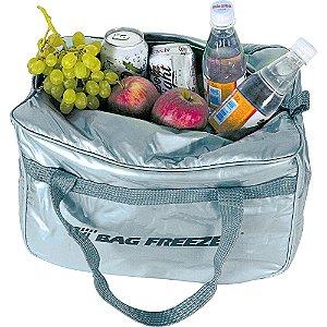 Bolsa Termica Bag Freezer Cotermico Prata  18 Lt