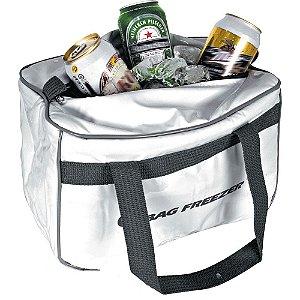 Bolsa Termica Bag Freezer Cotermico Prata  10 Lt