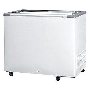 Freezer Horizontal Tampa de Vidro Fricon  311 Lt 220 V