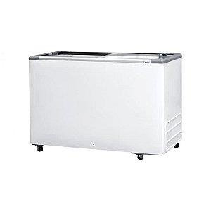Freezer Horizontal Tampa de Vidro Fricon  411 Lt 220 V
