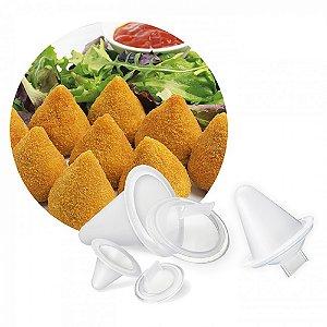 Kit de Formas para Coxinha com 3 Pecas Popular Keita