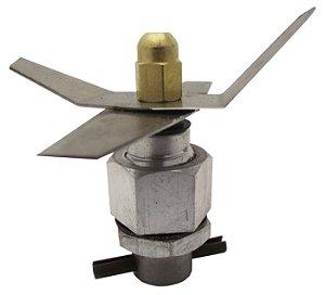 Mancal Completo para Liquidificador Modelo Lar2 Metvisa