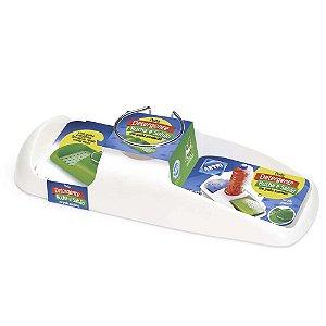 Porta Detergente Bucha Sabao Sem Acabamento Arthi