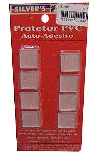 Protetor em Pvc Quadrado Grande Silver's