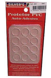 Protetor em Pvc Redondo Medio Silver's
