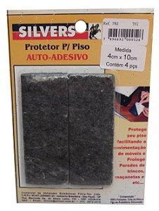 Tira Auto Adesiva Tamanho Grande Silver's