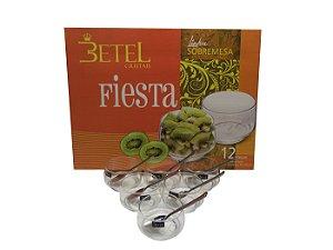 Jogo de Sobremesa com 12 Pecas Fiesta Betel