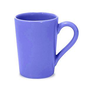 Caneca de Louca Tall Lisa Biona Oxford Azul