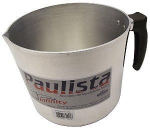 Canecao de Aluminio Infinity Aluminio Paulista  12 Cm