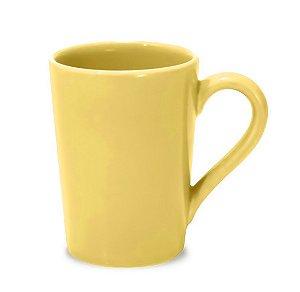 Caneca de Louca Tall Lisa Biona Oxford Amarelo